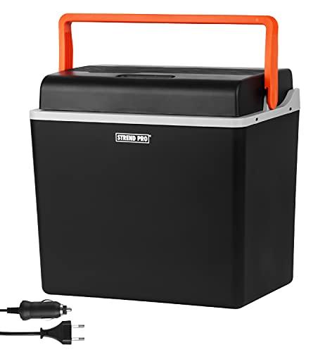 Nevera eléctrica Strend Pro para el coche y el camping, 30 L, 12...