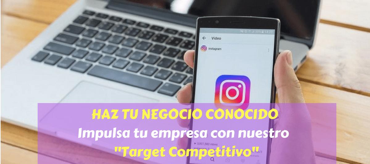 Tu negocio en instagram