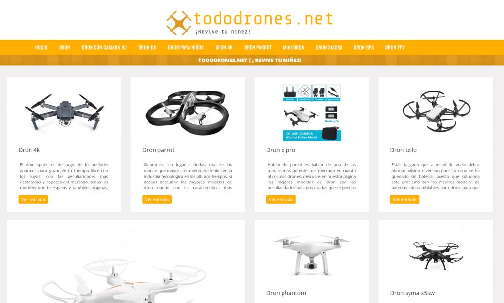 Todo drones
