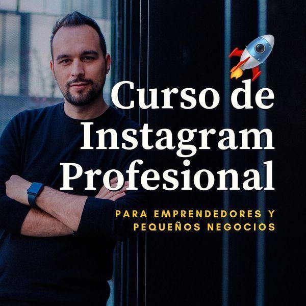 Curso de Instagram Profesional