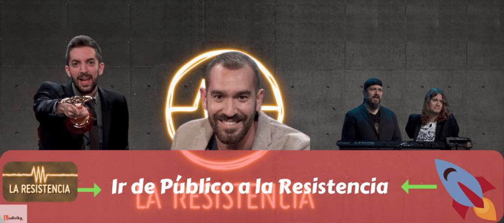 Ir de público a la Resistencia