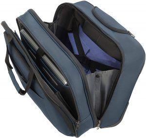 Samsonite Guardit 2.0 - Funda para portátil, 17.3 Pulgada, Azul maletines de trabajo