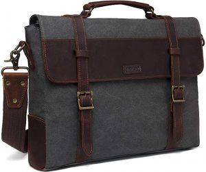 vaschy maletin de trabajo para hombre