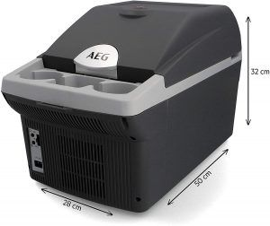 AEG Automotive Board-Bar BK 16 nevera para coche eléctrica