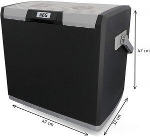 AEG Automotive Nevera termoeléctrica KK 28 litros