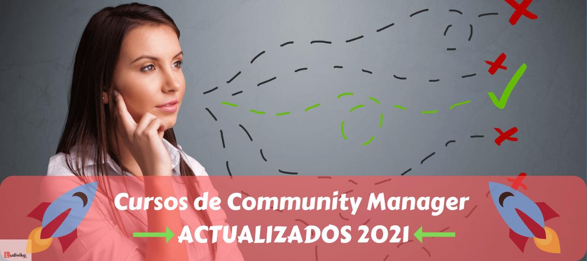 Cursos de Community Manager ACTUALIZADOS 2021