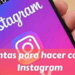 Herramientas para hacer concursos en Instagram