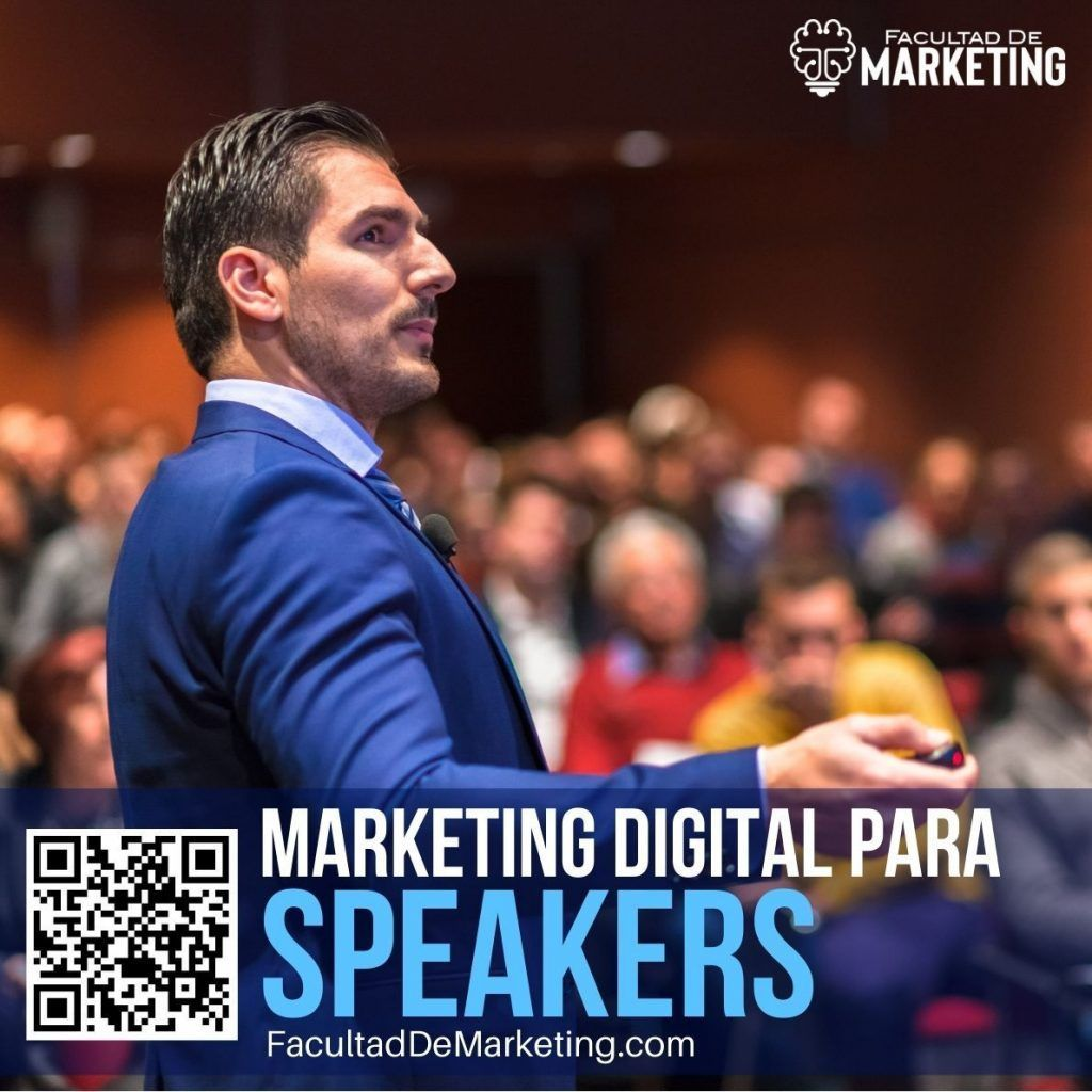 Marketing Digital Para Speakers